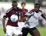 Sep 5, 2009, Toronto FC vs Colorado Rapids - Nana Attakora Photo by Bart Young