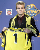 Jan 16, 2004, 2004 Major League Soccer Draft - Chad Marshall Photo by Tony Quinn