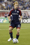Apr 12, 2008, Colorado Rapids vs New England Revolution - Jeff Larentowicz Photographic Print by Martin Morales