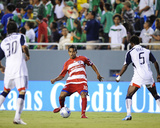 Sep 30, 2009, New England Revolution vs FC Dallas - Kevin Alston Photo by Rick Yeatts