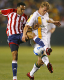 Apr 28, 2007, Chivas USA vs Los Angeles Galaxy - Ty Harden Photographic Print by Phillip Ellsworth