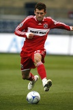 Apr 5, 2009, New York Red Bulls vs Chicago Fire - Gonzalo Segares Photographic Print by Brian Kersey