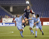 Apr 11, 2008, Colorado Rapids vs New England Revolution - Kosuke Kimura Photographic Print by Martin Morales