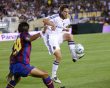 Aug 1, 2009, FC Barcelona vs Los Angeles Galaxy - Todd Dunivant Photographic Print by Robert Mora