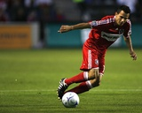Aug 1, 2009, Real Salt Lake vs Chicago Fire - Marco Pappa Photo by Brian Kersey