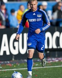 Apr 26, 2009, Kansas City Wizards vs Toronto FC - Michael Harrington Photo by Paul Giamou