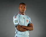 Feb 7, 2009, Colorado Rapids - Omar Cummings Photo by Garrett Ellwood