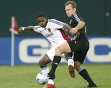 Apr 26, 2008, Real Salt Lake vs D.C. United - Robbie Findley Photographic Print by Tony Quinn