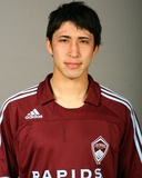 Feb 7, 2008, Colorado Rapids Head Shots - Kosuke Kimura Photographic Print by Garrett Ellwood
