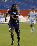 Apr 12, 2008, Colorado Rapids vs New England Revolution - Shalrie Joseph Photographic Print by Martin Morales