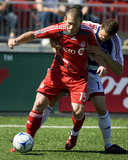 Aug 3, 2008, FC Dallas vs Toronto FC - Chad Barrett Photographic Print by Paul Giamou