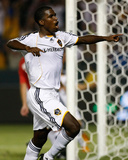 Jul 10, 2008, Chivas USA vs Los Angeles Galaxy - Edson Buddle Photographic Print by German Alegria