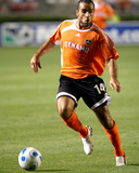 Apr 22, 2006, Real Salt Lake vs Houston Dynamo - Dwayne DeRosario Photo by Stephen Pinchback