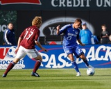 Apr 5, 2008, Colorado Rapids vs Kansas City Wizards - Stephen Keel Photographic Print by Scott Pribyl