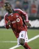 May 16, 2007, Houston Dynamo vs Toronto FC - Maurice Edu Photo by Paul Giamou