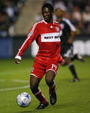 Aug 29, 2009, D.C. United vs Chicago Fire - Patrick Nyarko Photo by Brian Kersey