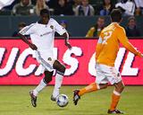 2009 Western Conference Championship: Nov 13, Houston Dynamo vs Los Angeles Galaxy - Edson Buddle Photo by Robert Mora