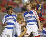Apr 26, 2007, FC Dallas - Real Salt Lake - Dax McCarty Photographic Print by George Frey