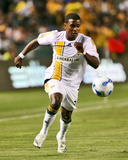 May 12, 2007, New England Revolution vs Los Angeles Galaxy - Robbie Findley Photographic Print by Robert Mora