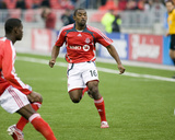 Apr 28, 2007, Kansas City Wizards vs Toronto FC - Marvell Wynne Photo by Paul Giamou