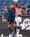 Jul 19, 2009, Chivas USA vs New England Revolution - Chris Tierney Photographic Print by Keith Nordstrom