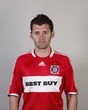 2009 Chicago Fire Headshots: Gonzalo Segares Photographic Print by Brian Kersey