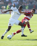 Oct 26, 2008, FC Dallas vs Los Angeles Galaxy - Edson Buddle Photographic Print by Robert Mora