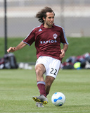 Apr 16, 2007, Chicago Fire vs Colorado Rapids - Reserve Game - Nick LaBrocca Photographic Print by Garrett W. Ellwood