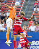 Jun 13, 2009, Houston Dynamo vs FC Dallas - Cam Weaver Photographic Print by Rick Yeatts