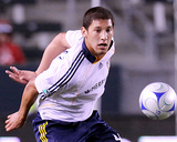 2009 U.S. Open Cup: Apr 7, Colorado Rapids vs Los Angeles Galaxy - Omar Gonzalez Photographic Print by Robert Mora