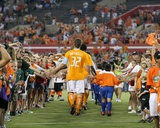 May 9, 2009, FC Dallas vs Houston Dynamo - Bobby Boswell Photographic Print by Thomas B. Shea