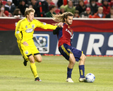 Apr 2, 2009, Columbus Crew vs Real Salt Lake - Kyle Beckerman Photographic Print by Melissa Majchrzak