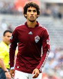 Aug 30, 2009, Houston Dynamo vs Colorado Rapids - Mehdi Ballouchy Photo by Garrett Ellwood