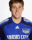 2009 Kansas City Wizards Headshots - Matt Besler Photo by Scott Pribyl
