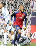Oct 24, 2009, Colorado Rapids vs Real Salt Lake - Jamison Olave Photo by Melissa Majchrzak