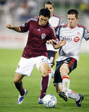 Sep 5, 2009, Toronto FC vs Colorado Rapids - Kosuke Kimura Photographic Print by Bart Young