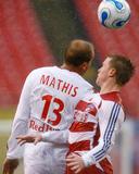 Apr 15, 2007, FC Dallas vs New York Red Bulls - Dax McCarty Photographic Print
