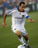 Jul 25, 2009, Los Angeles Galaxy vs Kansas City Wizards - Landon Donovan Photo by Scott Pribyl