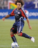 Aug 23, 2009, Real Salt Lake vs New England Revolution - Kevin Alston Photo by Keith Nordstrom