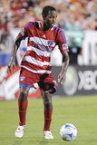Aug 1, 2009, Kansas City Wizards vs FC Dallas - Atiba Harris Photo by Rick Yeatts