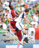 Sep 30, 2009, New England Revolution vs FC Dallas - Chris Tierney Photographic Print by Rick Yeatts