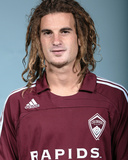 2007 Colorado Rapids Head Shots - Kyle Beckerman Photographic Print by Garrett W. Ellwood