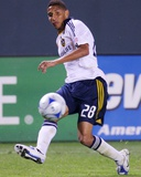 2009 U.S. Open Cup: Apr 7, Colorado Rapids vs Los Angeles Galaxy - Sean Franklin Photographic Print by Robert Mora