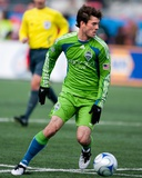 Apr 4, 2009, Seattle Sounders FC vs Toronto FC - Brad Evans Photo by Paul Giamou