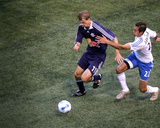Jun 16, 2007, Kansas City Wizards vs New York Red Bulls - Davy Arnaud Photo