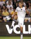 Aug 29, 2009, Chivas USA vs Los Angeles Galaxy - Omar Gonzalez Photographic Print by German Alegria