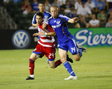 Aug 23, 2008, FC Dallas vs Kansas City Wizards - Eric Avila Photo by Scott Pribyl