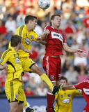 Jul 11, 2009, Columbus Crew vs Chicago Fire - Eric Brunner Photo by Brian Kersey