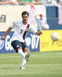 2007 CONCACAF Gold Cup Final: Jun 24, USA vs Mexico - Benny Feilhaber Photo