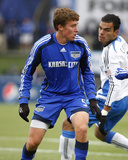 Apr 5, 2009, San Jose Earthquakes vs Kansas City Wizards - Matt Besler Photographic Print by Scott Pribyl
